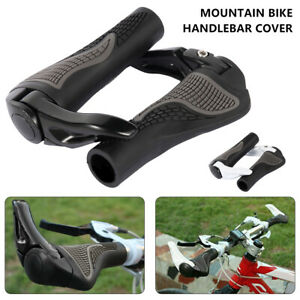 1Pair Quality Mountain Bicycle Lock On Handlebar Grips Bike Cycling MTB Bar Ends