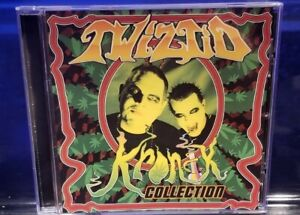 Twiztid - Kronik Collection CD insane clown posse esham lazy bone thugs rare icp