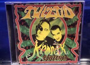 Twiztid - Kronik Collection CD insane clown posse esham lazy bone thugs rare icp