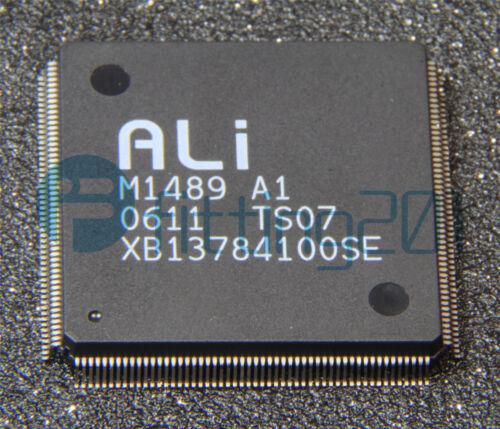 1PCS New MPN:M1489-A1 M1489A1 Manufacturer:ALI Encapsulation:QFP-208