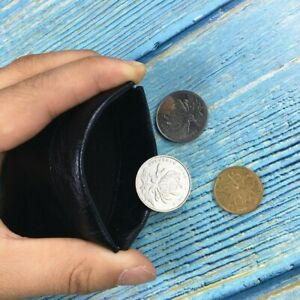 Men-Women-Coin-Purse-Small-Short-Wallet-Bag-Money-Change-Key-Credit-Card-Holder