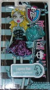 Monster-High-LAGOONA-BLUE-Doll-Outfit-Clothes-Shoe-Accessories-Fashion-Pack-Set