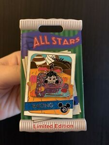 Vanellope-Racing-Wreck-It-Ralph-Trading-Cards-LE-4000-All-Stars-Disney-Pin