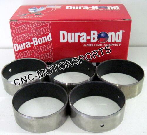 GMP-12T Dura Bond Coated Cam Bearings BBC BB Chevy Dart Big M /& GM Bowtie Block