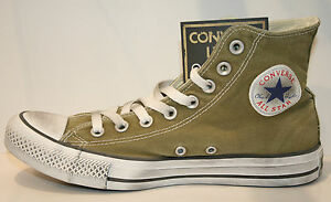 ALL STAR CONVERSE HI CANVAS LTD 1C524 NUOVO TG. 36 38 39 40 41
