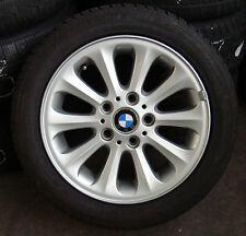 4 BMW Kompletträder Styling 139 Sommer 1er E87 BMW 195/55 R16 87V ALUFELGEN NEU