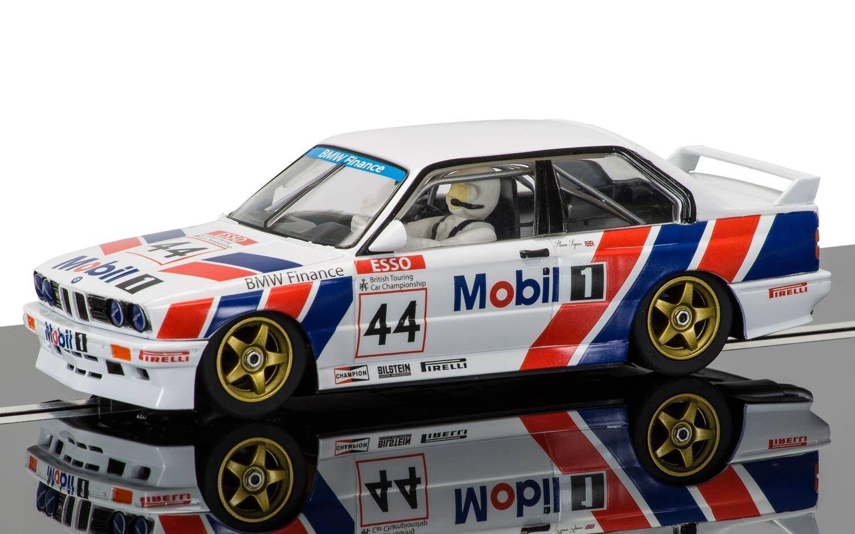 Scalextric C3782, BTCC BMW E30 E30 E30 M3-Steve platainos, Donnington Park 1991 b66f5b