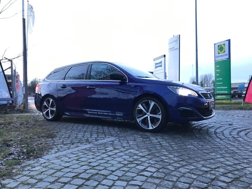 Peugeot 308 2,0 BlueHDi 180 GT SW EAT6 Van Diesel aut.
