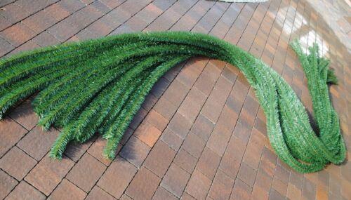 40 km de Noël Guirlande épaisseur sapin vert lumineux dans-Outdoor