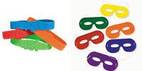 24 Pc Superhero Bracelets And Mask Boy's Birthday Party Favors Toys