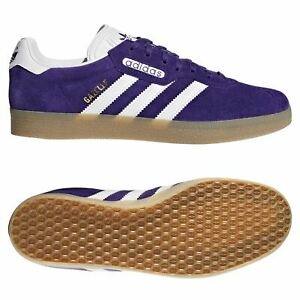 reputable site 52588 97576 Image is loading adidas-ORIGINALS-GAZELLE-SUPER-PURPLE-TRAINERS-SHOES- SNEAKERS-