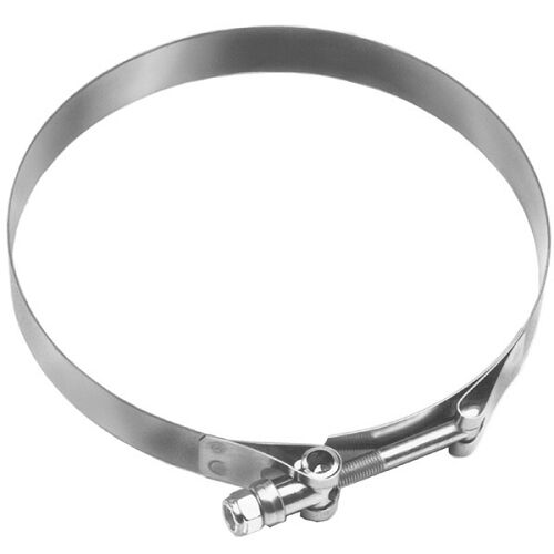 """2-1//16/""""~2-5//32/"""" NEW HC313 ONE BOLT HOSE CLAMP T BOLT STAINLESS STEEL 52~55mm"""