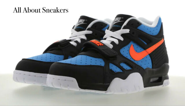 V12 Footwear Men's Black/orange Airflow