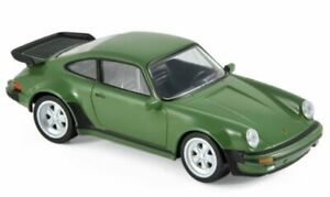 PORSCHE 911 Turbo - 1978 - green -  Norev 1:43