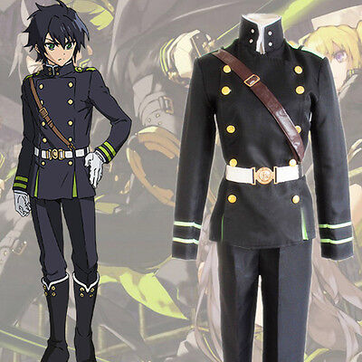 Seraph of the End Yūichirō Yuichiro Hyakuya Adult Party