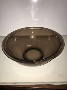 Pyrex Bowl 326 4 L Amber/Brown #12