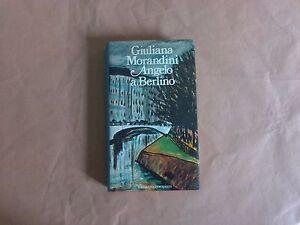 Giuliana-Morandini-Angelo-a-Berlino-Bompiani-Prima-edizione-1987