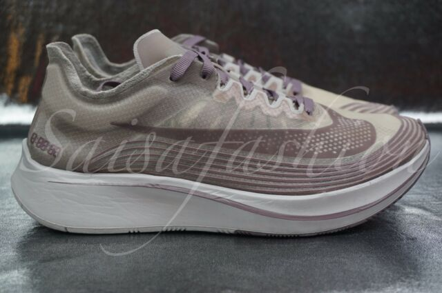 2eeae2c3c62b4 Nike NikeLab Zoom Fly SP Chicago Taupe Grey Obsidian AA3172-200 Men s Sz 7.5