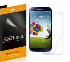 6x Clear LCD Guard Shield Screen Protector Film FOR Samsung Galaxy S4 SIV I9500