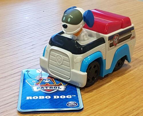 Paw Patrol ROBO DOG Racer Nickelodeon BRAND NEW