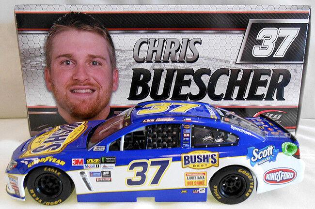 Chris Buescher 2017 Bush/'s Beans 1:64 Nascar Diecast