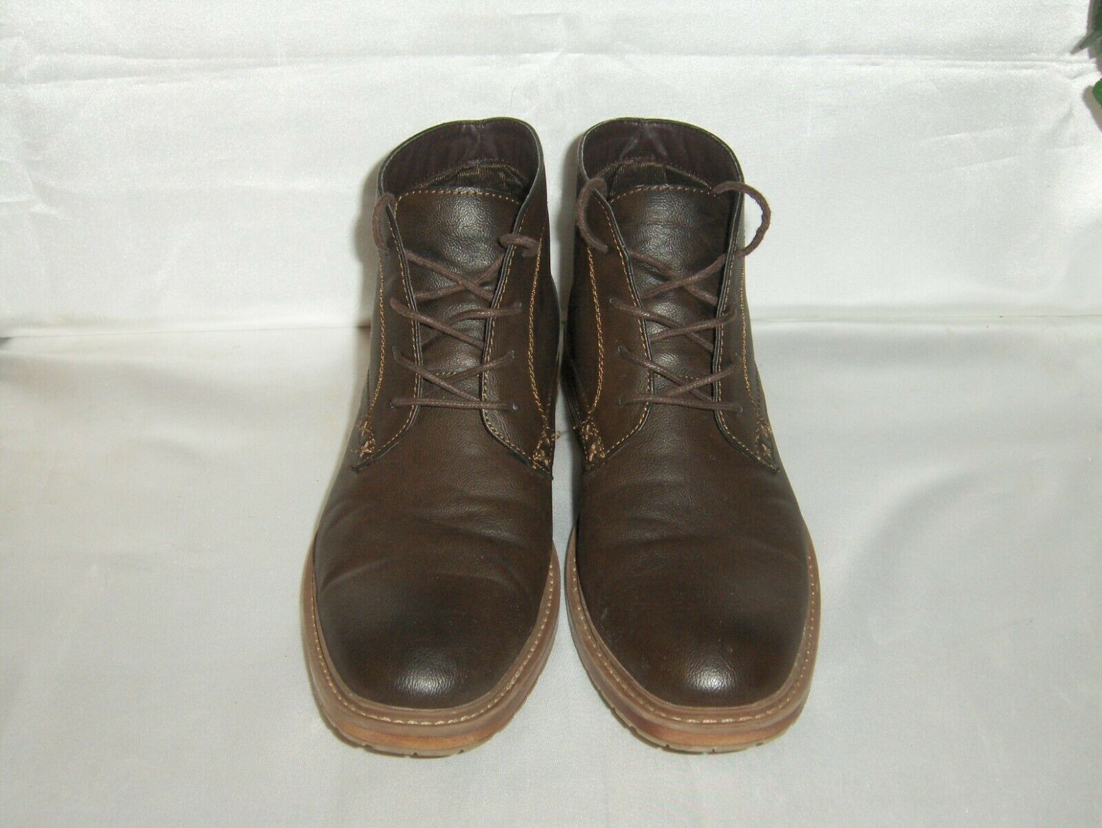 6eee424a5056 Men s Perry America Ultra Foam Clayton Ankle Brown Boots 9 Ellis  nrmxfs2816-Casual Shoes