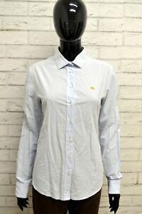 Camicia-ETRO-Donna-Taglia-size-46-L-Maglia-Blusa-Shirt-Woman-Cotone-Manica-lunga