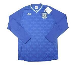 England 2012-13 Authentic GK Shirt (BNWT) L soccer jersey