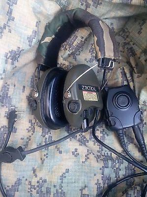 Z-TAC Sordin  Cuffia/Headset Softair