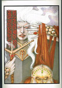 Vanishing-Tower-by-Robert-Gould-Signed-Numbered-Print-of-Elric-561-600