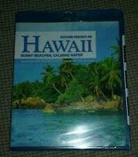 Picture Perfect HD: Hawaii - Sunny Beaches, Calming Water Blu-ray 2011