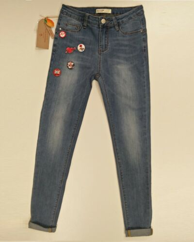 broches Ice Gbh Fit Push Stretch f5134 Slim Article Lemon Jeans Up avec wvRYxaq