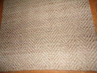 Pottery Barn Chevron Wool Jute Rug 5 X