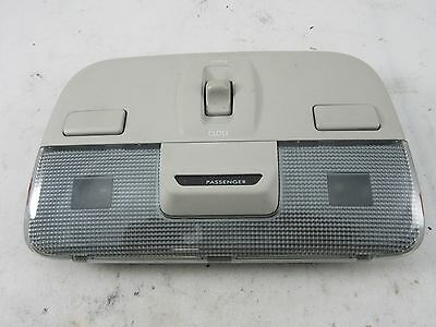 2005 -2009 Subaru Outback Wagon H-6 Front Dome Light Sunroof  Switch OEM