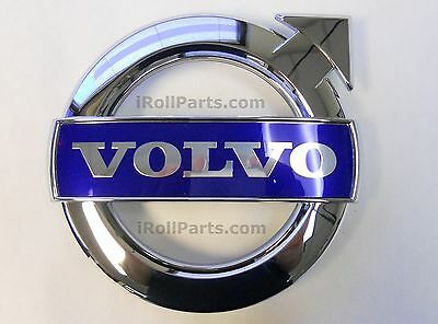 Genuine Volvo Front Grille Emblem Many Vehicles V70 C30 XC70 XC90 S60(see years)