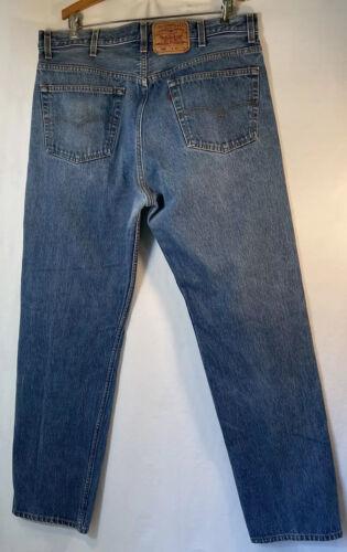 Mens Vintage Levis 501 40X34