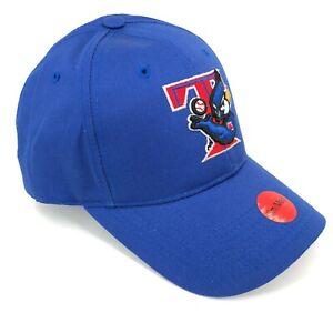 Toronto-Azul-Jays-Outdoor-Cap-Ajustable-Sombrero-Youth-Sz-Curvo-Ala-2000-Logo