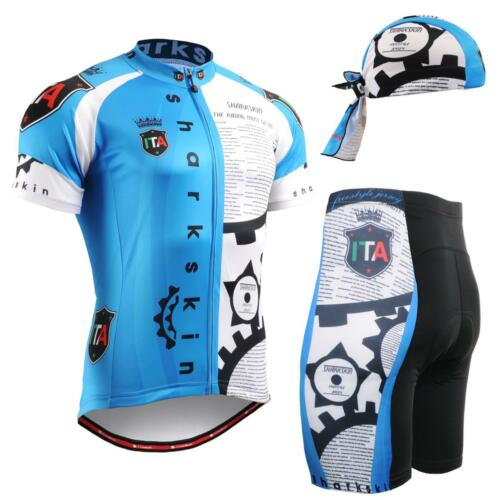 Bicycle Wear Beanie GIFT FIXGEAR CS-g502 SET Cycling Jersey /& Shorts MTB Bike