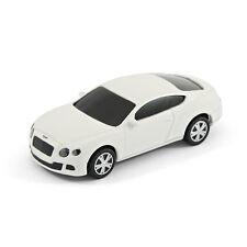 Bentley Continental Gt Auto Deportivo Memoria Usb Flash Drive 8 Gb-Blanco