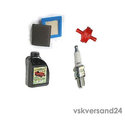 SERVICE KIT Luftfilter-Vorfilter-Benzinfilter für Briggs Stratton 31E507  31E577