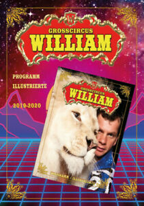 Circus-William-Programm-Magazin
