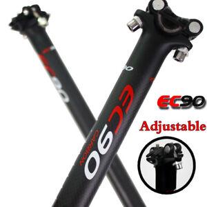 Aluminium alloy Seatpost 350// 400 mm 25.4 27.2 30.8 31.6 MTB Road Bike Carbon