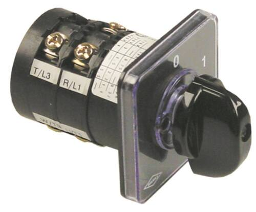 Bremas Ca0120003 Rotary Switch Turn-Switch for Pizza Pizza-Group Fgms 2 60 90ta