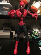 2003 Marvel 18 INCH TOYBIZ SPIDERMAN 2 Action Figure 67 Points FULLY POSABLE