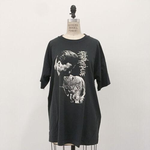 ⭕ 90s Vintage Katastrofialue T-Shirt : punk hardco