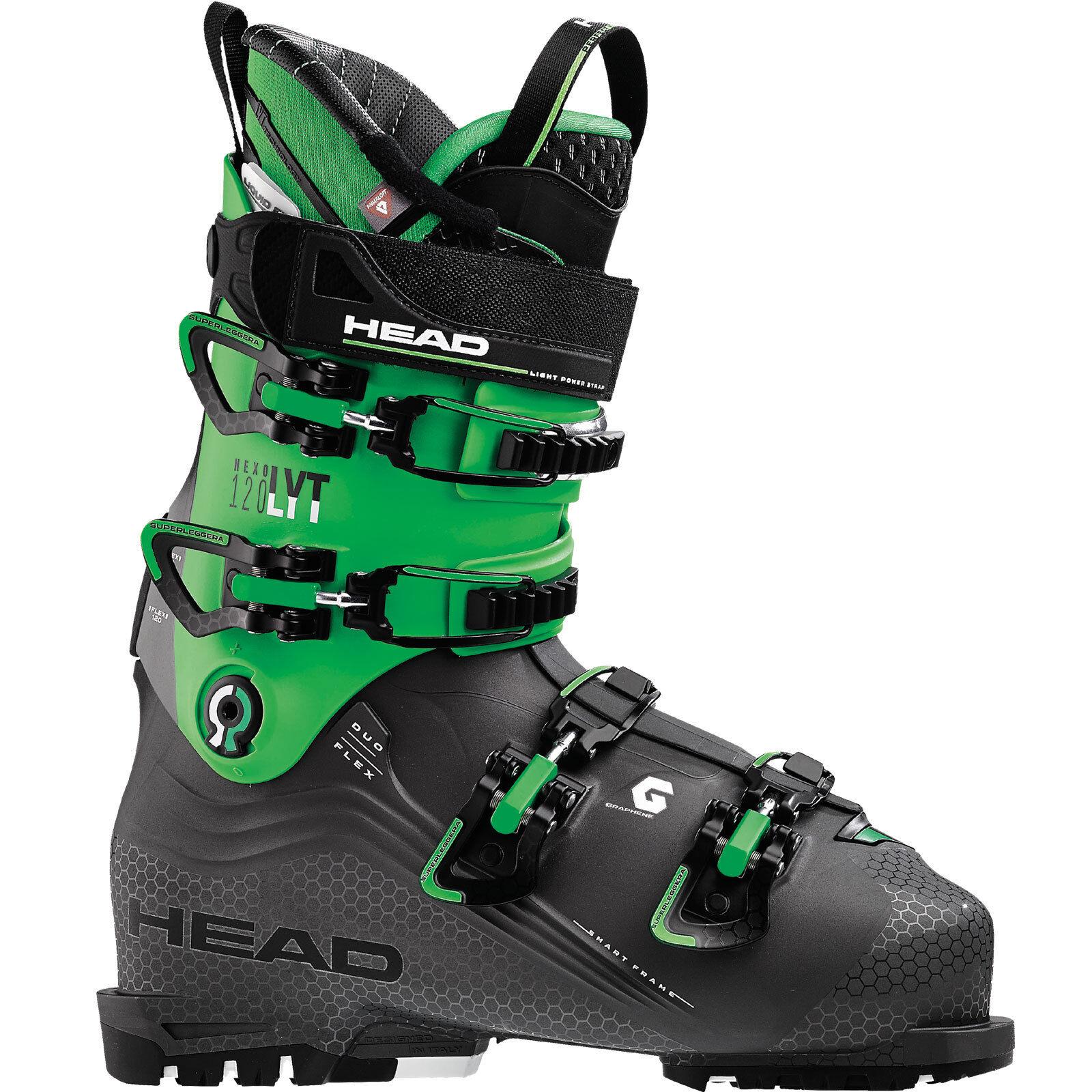 Head Nexo Lyt 120 Herren-Skistiefel Alpin-Schuhe Ski Ski Ski Stiefel SkiStiefel Skischuhe 92b0b6