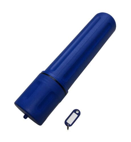 "blue Rod Storage Tubes 14/"" Blue Demon 4 Packs"