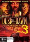 From Dusk Till Dawn 3 - Hangman's Daughter (DVD, 2013)