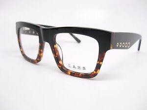 825a5ec9c6d Image is loading L-A-M-B-LAMB-LA030-Eyeglasses-Black-Tortoise-Rose-Tortoise-