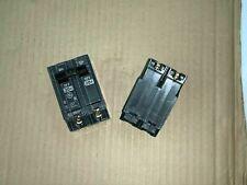New Ge Thql Thql2120 2 Pole 20 Amp 120v240v Circuit Breaker Screen Print Ak